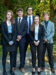 Head Boy & Head Girl & Deputies 2018-19