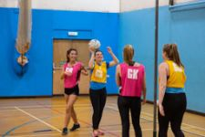 6th Form Netball