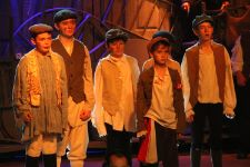 Gavroche and his gang