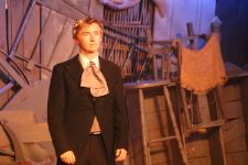 Jean Valjean played by Harry Collier Smith