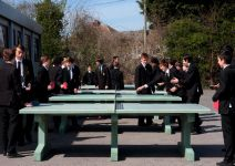 PTFA Funded Table Tennis Tables