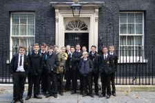 At Downing Street