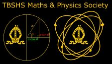 Maths & Physics Society Logo