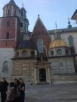 Church where the body of Polish King Kazimierz The Great is interred