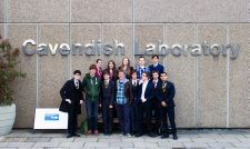 Maths & Physics Society at Cavendish Laboratories Cambridge University