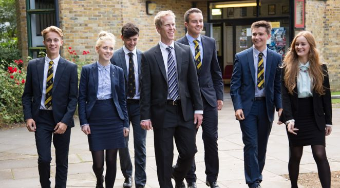 Sixth Form Open Evening 19th November 2014