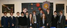 Maths & Physics Society 2013