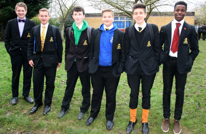 House Charity Day raises £815
