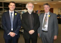 Lord Rowan Williams attends Awards Evening 2014