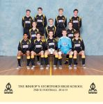 Team Photos - 2nd XI Football 2014-15