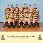 Team Photos - U16A Rugby 2014-15