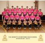Team Photos - Senior Rugby 2014-15