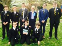 School Election 2015, the Conservative Team