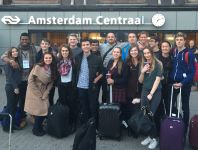 MUN Trip to Holland October 2015