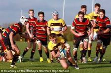 1st XV through to the 5th Round round of Nat West Cup
