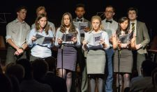 Year 12 Choir (2015)