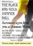 PSA Black and Gold Summer Ball