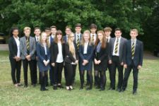 Senior Prefects, 2017-18